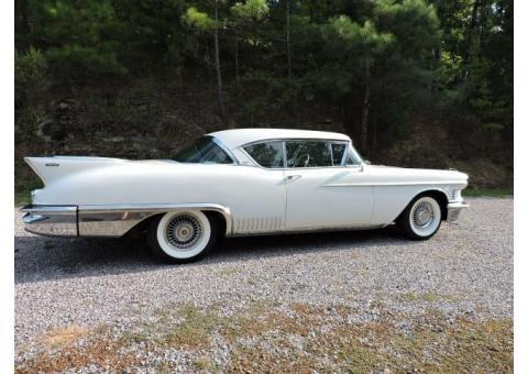 Classic 1958 Cadillac Eldorado