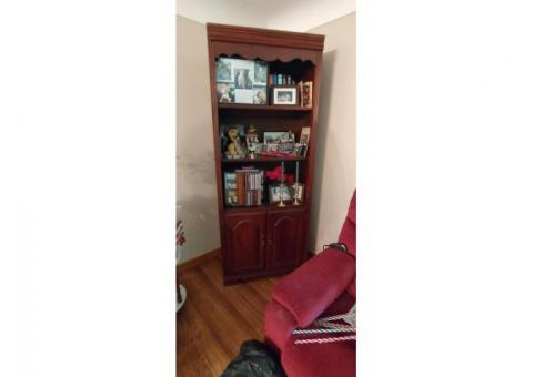 Bookcases - Solid Cherry